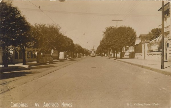 4 Av Andrade Neves - decada de 1940