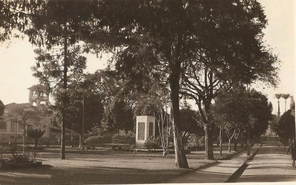 Largo do Para - decada 1940